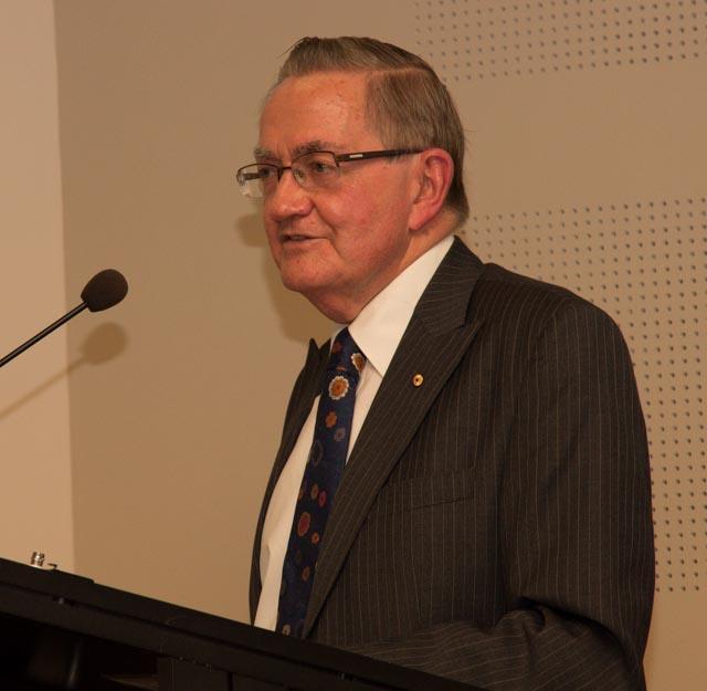 Kevin Lindgren AM QC – Distinguished Speakers Program at Sydney Law School