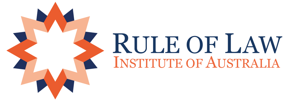 Ruel of Law Institute Logo