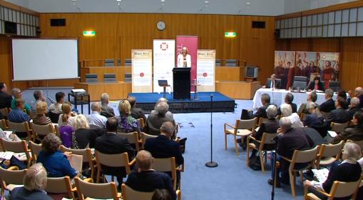 Magna Carta Symposium at the Australian Senate