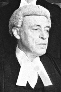 Chief Justice Sir Owen Dixon