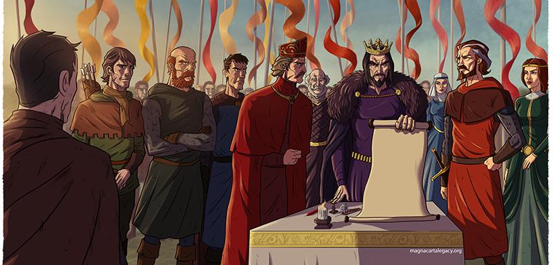 Magna Carta Day 2016