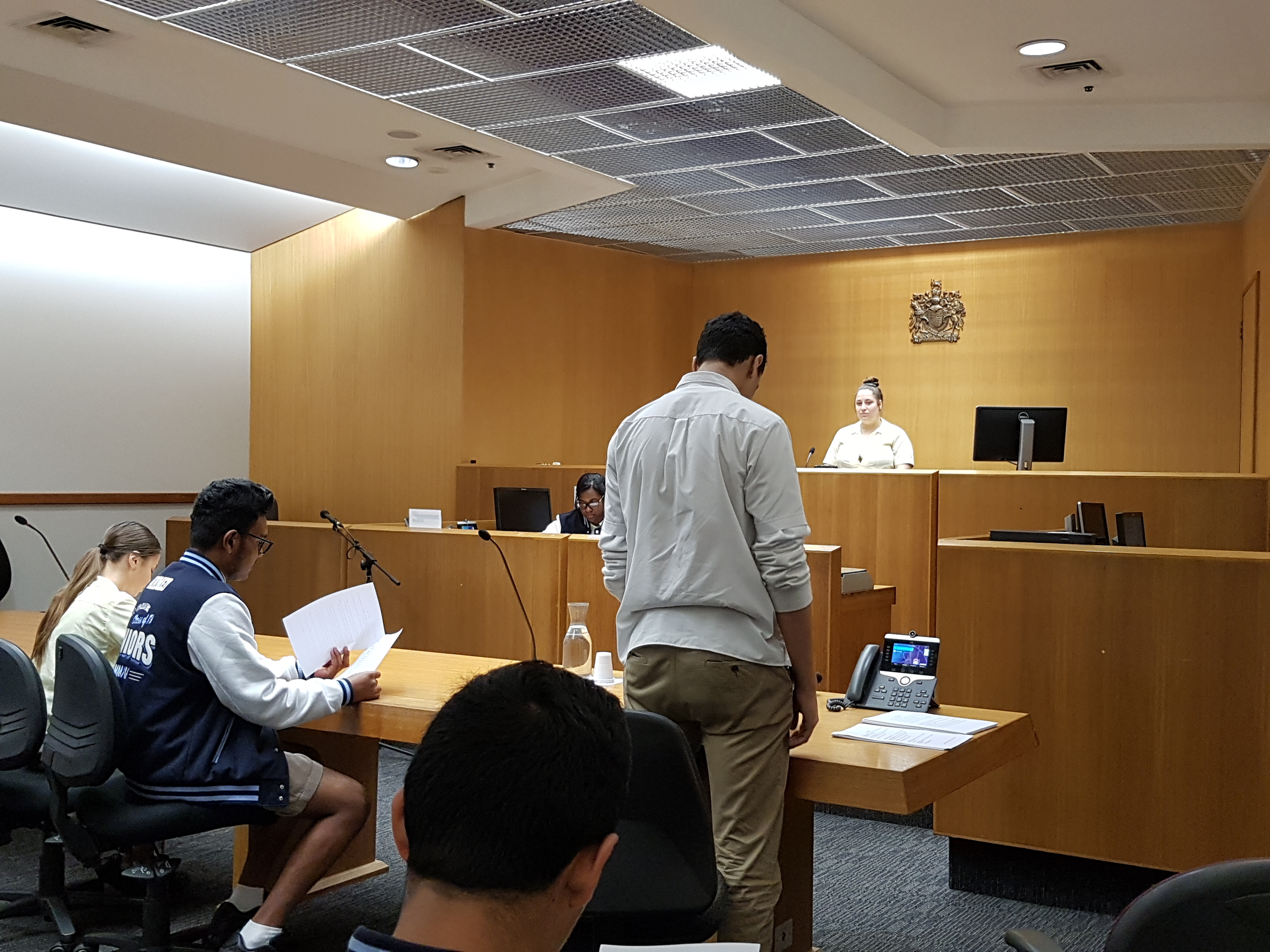 Court Role Play