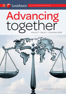 Lexis Nexis Asia-Pacific Rule of Law Digest:Advancing Together December 2018
