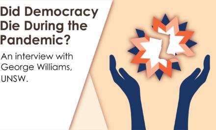 Did Democracy die during the Pandemic?