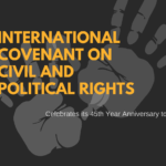 45 years of the ICCPR